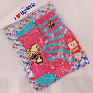 HYSTERIC MINI - 【定価2500+税】新品⭐︎ヒステリックミニ  靴下