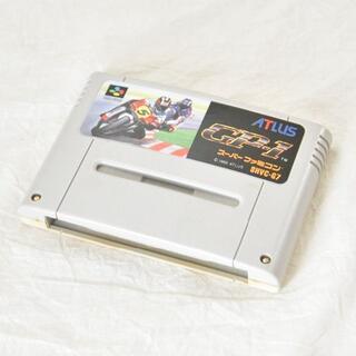 スーパーファミコン(スーパーファミコン)のスーパーファミコン/GP-1/44(家庭用ゲームソフト)