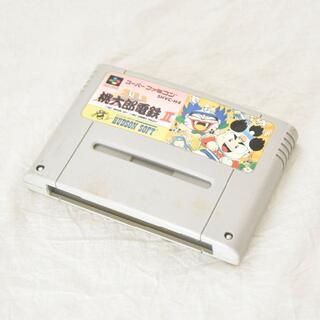 スーパーファミコン(スーパーファミコン)のスーパーファミコン/スーパー桃太郎電鉄2/46(家庭用ゲームソフト)