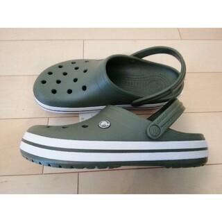 crocs - 【スペシャルsale】新品タグ付クロックス メンズ レディース 24cm