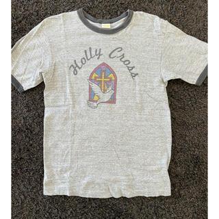 スタンダードカリフォルニア(STANDARD CALIFORNIA)のスタンダードカリフォルニア Tシャツ アメカジ Mサイズ グレー 88/12(Tシャツ/カットソー(半袖/袖なし))