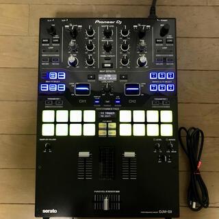 パイオニア(Pioneer)の美品 Pioneer DJミキサー DJM-S9(DJミキサー)