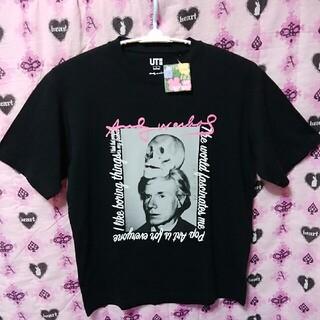 Andy Warhol - 新品アンディウォーホルTシャツLサイズ