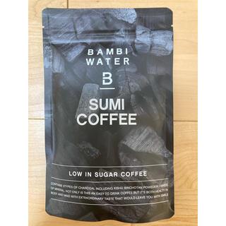 BAMBI バンビ 炭コーヒー 微糖 150g 難消化性デキストリン(コーヒー)