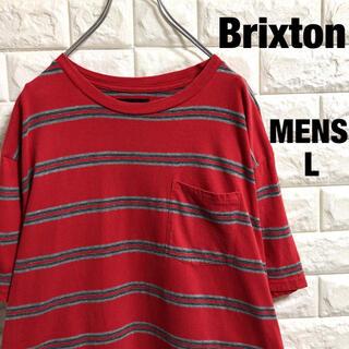 Brixton ブリクストン 半袖Tシャツ メンズLサイズ