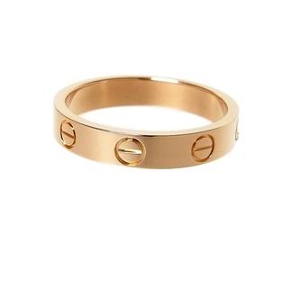 カルティエ(Cartier)のカルティエ Cartier ラブ ウェディング リング リング・指輪 【中古】(リング(指輪))
