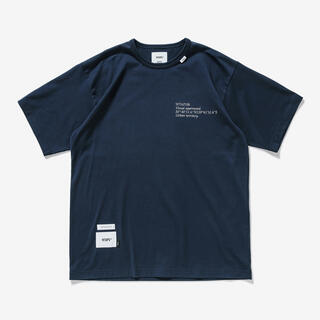 W)taps - WTAPS 21SS INSECT 03 / SS / COPO NAVY M