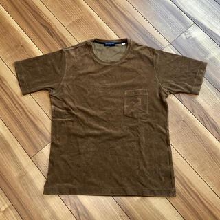 トゥモローランド(TOMORROWLAND)のトゥモローランド パイル地ラグジュアリーTシャツ Tomorrowland(Tシャツ/カットソー(半袖/袖なし))