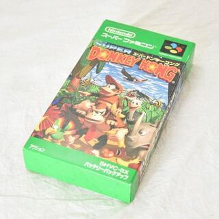 スーパーファミコン(スーパーファミコン)のスーパーファミコン/スーパードンキーコング/49(家庭用ゲームソフト)
