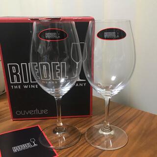 リーデル(RIEDEL)の新品・RIEDEL オヴァチュア レッドワイン 350ml  2脚セット 正規品(アルコールグッズ)