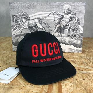 グッチ(Gucci)のGUCCI グッチベースボールキャップ 帽子(キャップ)