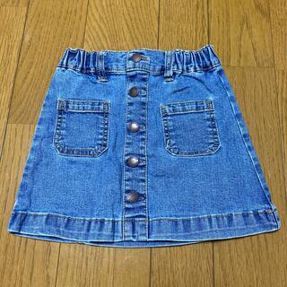 ニシマツヤ(西松屋)のスカート 110センチ(スカート)