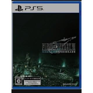 プレイステーション(PlayStation)のファイナルファンタジーVII リメイク インターグレード(家庭用ゲームソフト)