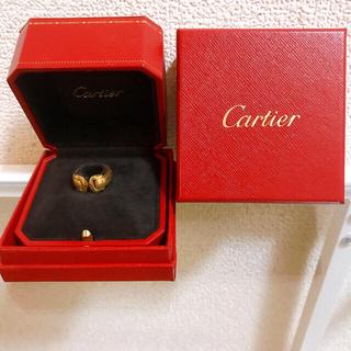 カルティエ(Cartier)のカルティエ 2Cリング 指輪 レア サイズ48(リング(指輪))