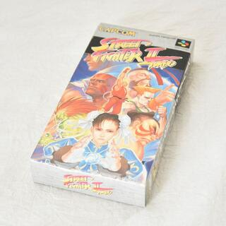 スーパーファミコン(スーパーファミコン)のスーパーファミコン/ストリートファイター2ターボ/51(家庭用ゲームソフト)