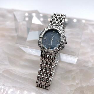 SEIKO - ★SEIKO★ EXCELINE エクセリーヌ ベゼルダイヤ 腕時計