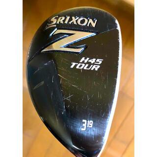 Srixon -  ダンロップ スリクソンZ H45TOUR/DG D.S.T./S200/19