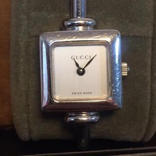 Gucci - GUCCI グッチ レディース腕時計
