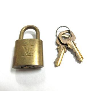 ルイヴィトン(LOUIS VUITTON)のルイヴィトン 小物 パドロック R10000 真鍮(その他)