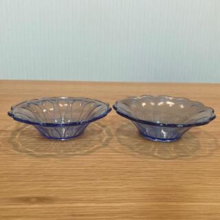 昭和レトロ ガラス 2点セット(食器)