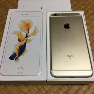 iPhone - iPhone 6s Plus 64gb sim フリー美品