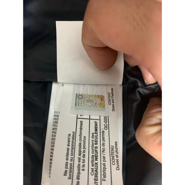 CANADA GOOSE(カナダグース)の極美品 20aw カナダグース シャトー ブラックラベル ジャスパー  メンズのジャケット/アウター(ダウンジャケット)の商品写真