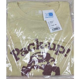 カリマー(karrimor)のkarrimor カリマー メンズTシャツ(Tシャツ/カットソー(半袖/袖なし))