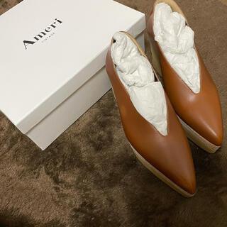 アメリヴィンテージ(Ameri VINTAGE)のAmeri vintage プラットフォームパンプス(ローファー/革靴)