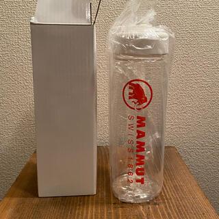 Mammut - 【新品】MAMMUT マムート クリアボトル