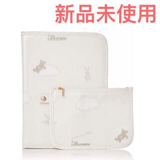 gelato pique - 【新品未使用】ジェラートピケ 母子手帳ケース ドリームアニマル柄 ピンク