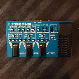 ボス(BOSS)のBoss ME-50 Guitar Multiple Effects(エフェクター)