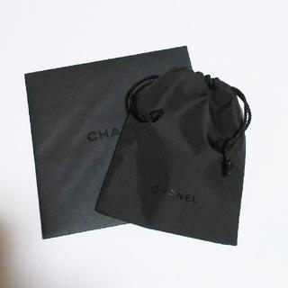 CHANEL - シャネル 巾着ポーチ