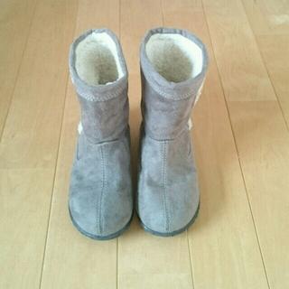 ムジルシリョウヒン(MUJI (無印良品))の無印良品(ブーツ)