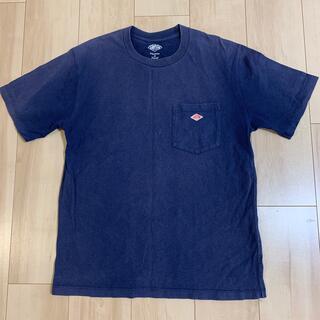 ダントン(DANTON)のダントン  Tシャツ ネイビー38(Tシャツ/カットソー(半袖/袖なし))