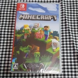 ニンテンドースイッチ(Nintendo Switch)の新品未開封【Switch】Minecraft マインクラフト(家庭用ゲームソフト)