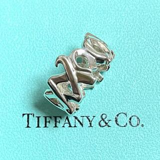 Tiffany & Co. - ティファニー パロマ・ピカソ グラフィティ ラブ&キス リング 12号