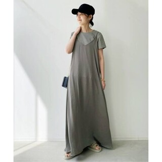 L'Appartement DEUXIEME CLASSE - ★新品、タグ付き★Vintage Satin Cami ワンピース