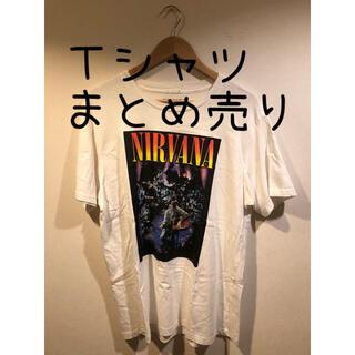 【Tシャツまとめ売り】nirvāṇa Kurt Cobain