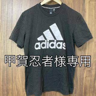 adidas - adidas アディダス Tシャツ 黒