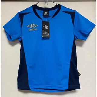 UMBRO - umbro ジュニア トレーニングTシャツ 140cm