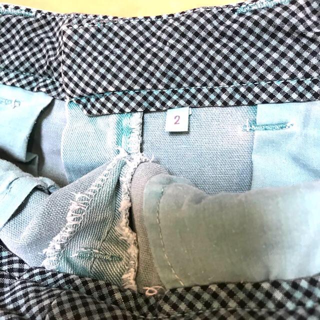 HOLLYWOOD RANCH MARKET(ハリウッドランチマーケット)のハリウッドランチマーケット ステレッチデニム ショートパンツ メンズのパンツ(ショートパンツ)の商品写真