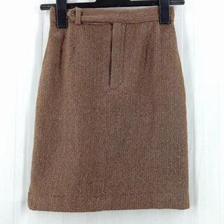 ポロラルフローレン(POLO RALPH LAUREN)のラルフローレン コレクション ウール  スカート サイズ:7(ひざ丈スカート)