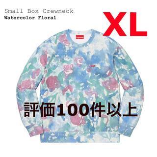 Supreme - 【XL】supreme small box crewneck multi マルチ