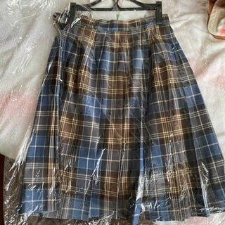 品川女子 冬スカート
