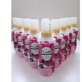 花王 - フレアフレグランス柔軟剤✨華やなフローラルスウィートの香り✨ 570ml 10個