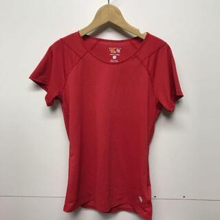 マムート(Mammut)の● マウンテンハードウェア Tシャツ(カットソー(半袖/袖なし))