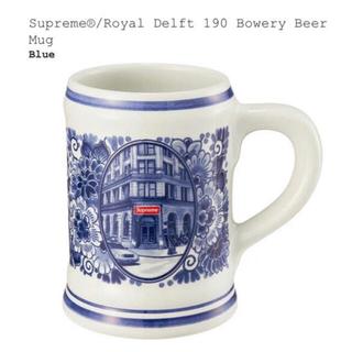 Supreme - Supreme/Royal Delft 190 Bowery Beer Mug