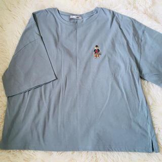 スピンズ(SPINNS)のTシャツ(Tシャツ(半袖/袖なし))
