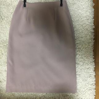 エヌナチュラルビューティーベーシック(N.Natural beauty basic)の膝丈スカート(ひざ丈スカート)