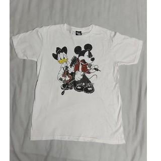 ディズニー(Disney)のB'z  30th  Tシャツ  ジュニアLサイズ  白(ミュージシャン)